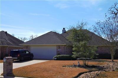 College Station TX Single Family Home For Sale: $250,000