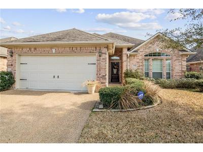 College Station Single Family Home For Sale: 202 Meir Lane