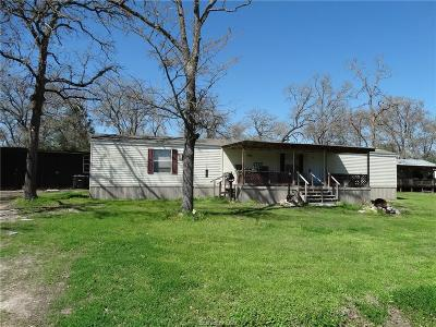 Burleson County Single Family Home For Sale: 111 Hill Loop Road