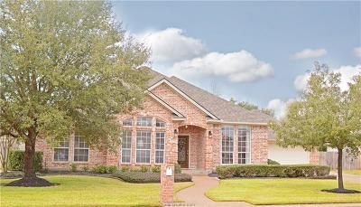 College Station TX Single Family Home For Sale: $329,000