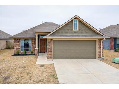 College Station Single Family Home For Sale: 5236 Sagewood Drive