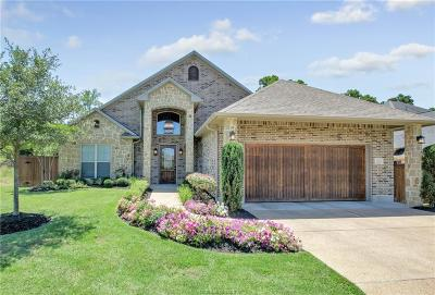 Bryan , College Stat Single Family Home For Sale: 3220 Walnut Creek Ct