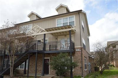 College Station Condo/Townhouse For Sale: 1725 Harvey Mitchell #1533