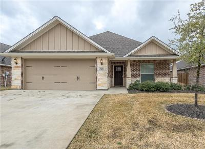College Station Single Family Home For Sale: 3507 Davidson Road