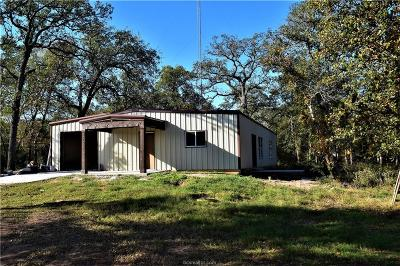 Burleson County Single Family Home For Sale: 4262 Cr 310 County Road
