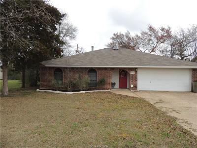 Bryan Single Family Home For Sale: 1805 Richmond Avenue
