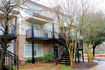 College Station TX Condo/Townhouse For Sale: $182,000