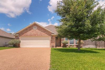 College Station Single Family Home For Sale: 4409 Pickering Place