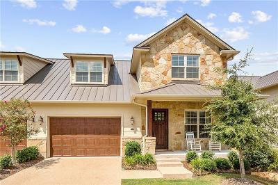 Bryan Single Family Home For Sale: 3400 Heisman #7M