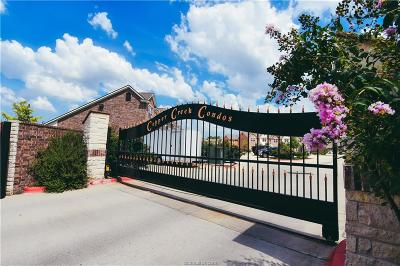 College Station Condo/Townhouse For Sale: 301 Southwest Pkwy Street #346 Bld