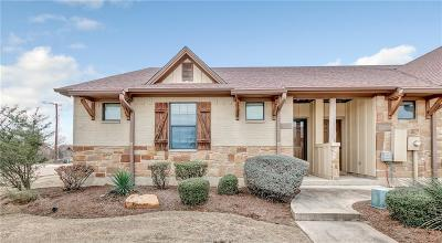 College Station Condo/Townhouse For Sale: 3352 General