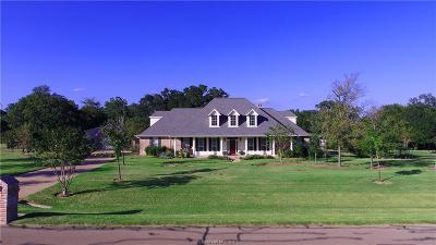 College Station TX Single Family Home For Sale: $575,000