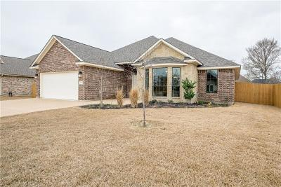 Bryan Single Family Home For Sale: 3604 Tracy Court