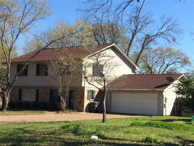 Single Family Home For Sale: 2811 Apple Creek