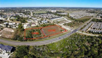 College Station Residential Lots & Land For Sale: 0000 Harvey Rd.