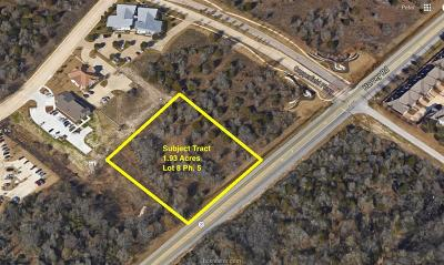 College Station Residential Lots & Land For Sale: 1234 Harvey Rd.