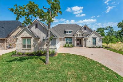 College Station TX Single Family Home For Sale: $383,000