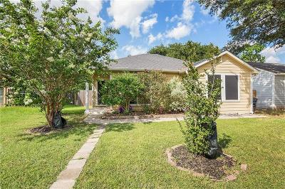 Brazos County Single Family Home For Sale: 807 Pasler Street