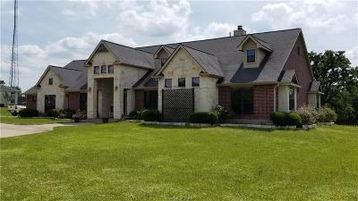 College Station Single Family Home For Sale: 18000 Morning Dove