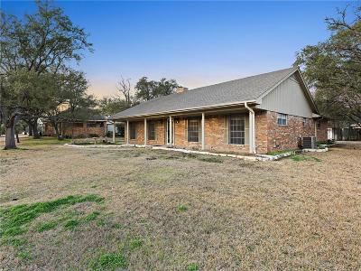 Brazos County Single Family Home For Sale: 1705 Carter Creek