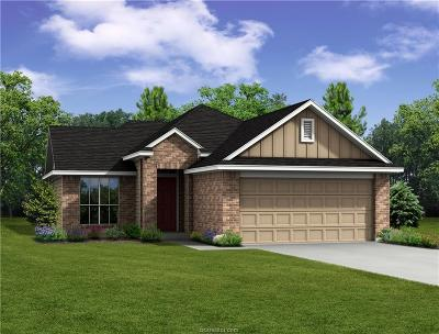 Brazos County Single Family Home For Sale: 2711 Porters Way