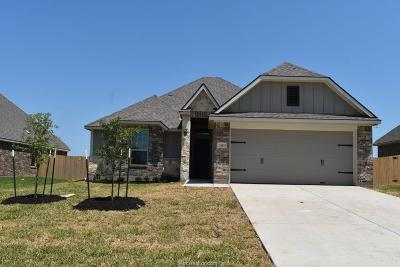 Grimes County Single Family Home For Sale: 7412 Masters Drive
