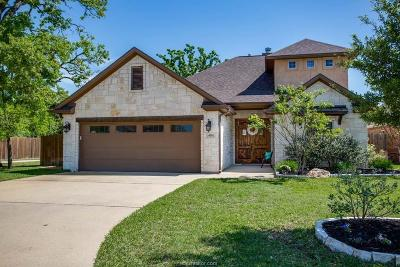 College Station TX Single Family Home For Sale: $335,000