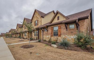 Brazos County Multi Family Home For Sale: 124-130 Kimber