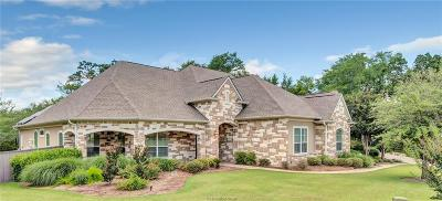 Bryan , College Stat Single Family Home For Sale: 3219 Pinyon Creek Drive
