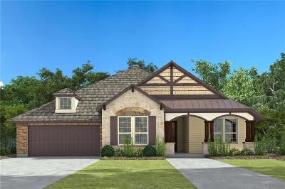 College Station Single Family Home For Sale: 2611 Belliser Court