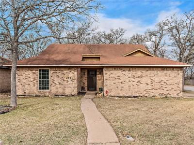 Bryan Single Family Home For Sale: 2821 Forestwood Drive