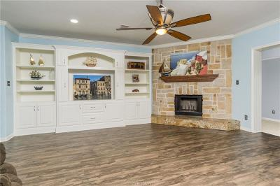 Bryan , College Station  Single Family Home For Sale: 6203 Queenslock Circle