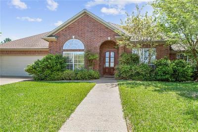 College Station Single Family Home For Sale: 9323 Whitney Lane