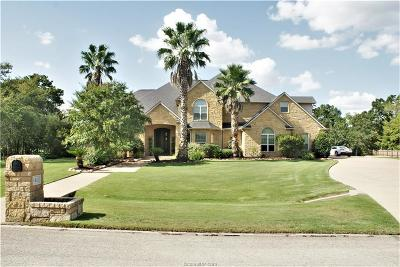 College Station Single Family Home For Sale: 4801 Wayne Court