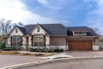 College Station Single Family Home For Sale: 4320 Velencia Court
