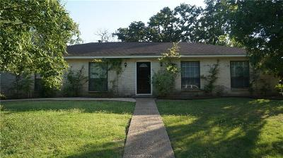 College Station TX Rental For Rent: $1,675