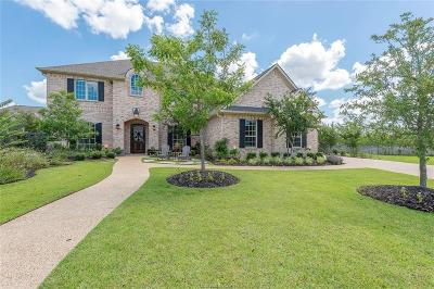 College Station Single Family Home For Sale: 5311 Riviera Court