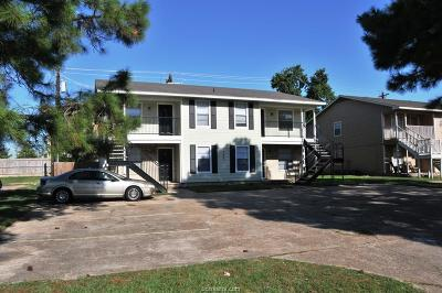Brazos County Multi Family Home For Sale: 2903 Prairie Flower Circle