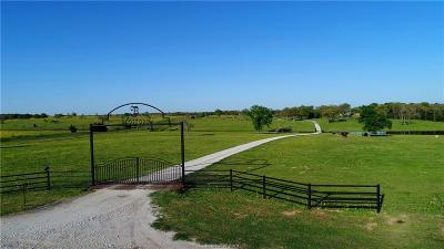 Robertson County Single Family Home For Sale: 14524 Andreski Rd (+/-46.6 Acres)