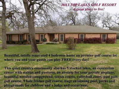 Leon County Single Family Home For Sale: 20 Bobby Jones Lane
