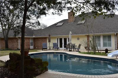 College Station Single Family Home For Sale: 1104 Carmel Court