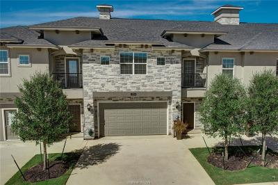 College Station TX Condo/Townhouse For Sale: $234,500
