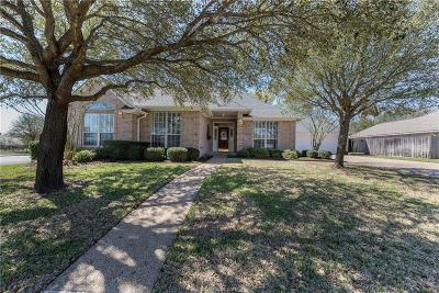 College Station Single Family Home For Sale: 4608 Pro Court