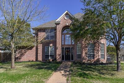 College Station Single Family Home For Sale: 725 Royal Adelade Drive