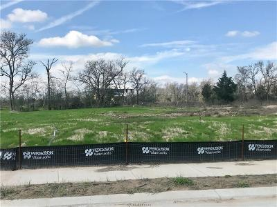College Station Residential Lots & Land For Sale: 2718 Portland Avenue