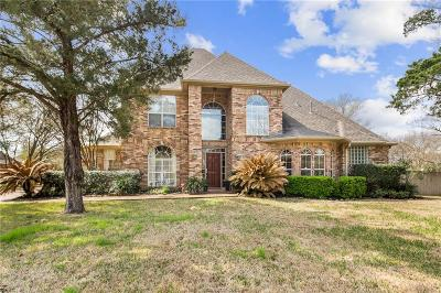 College Station Single Family Home For Sale: 3214 Westchester