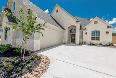 College Station Single Family Home For Sale: 4503 Tonbridge