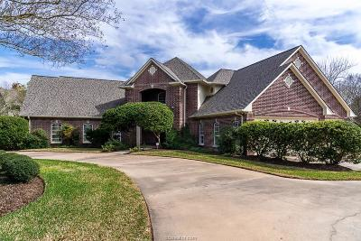 College Station Single Family Home For Sale: 6015 Augusta Circle
