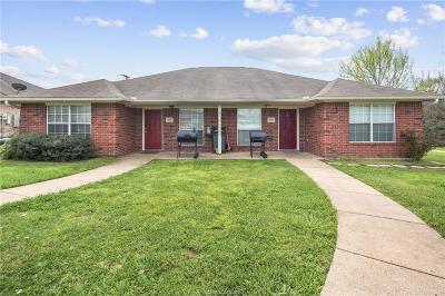 Bryan Multi Family Home For Sale: 1757 Rock Hollow Loop