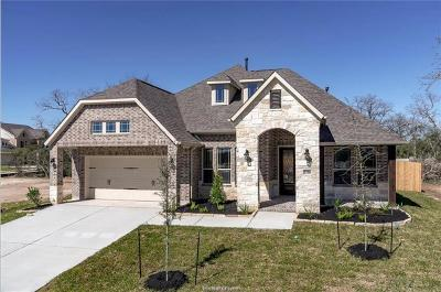 College Station Single Family Home For Sale: 2716 Wolveshire Lane